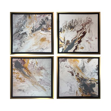 Prints set of 4