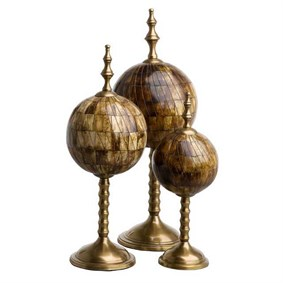 Object Leonardo set of 3